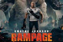 Rampage 2018 HDRip