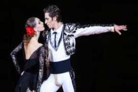 Bolshoi: Carmen SuitePetrushka 2018