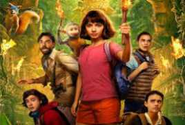 Dora and the Lost City of